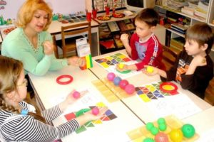 Коррекционные занятия для детей с умственной отсталостью
