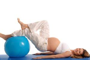 Гимнастика для беременных (3 триместр): в домашних условиях