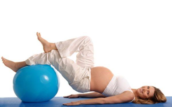 Упражнения для беременных в 1 2 и 3 триместре