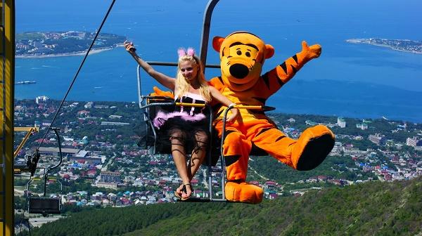Туристический комплекс развлечений и отдыха «Олимп»