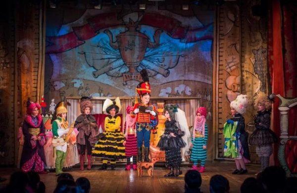 Детский театр «Золотой ключик» и Дом клоуна