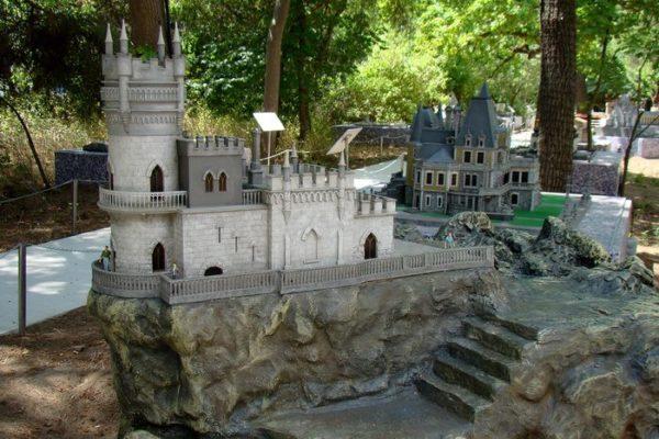 Весь Крым в миниатюре
