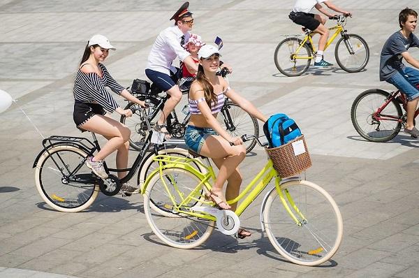 На что следует обратить внимание родителям юного велосипедиста