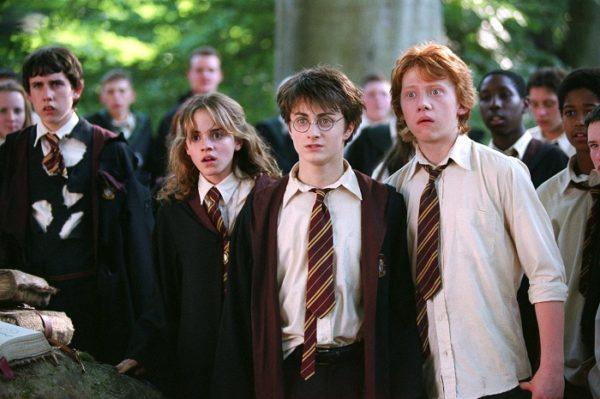 Цикл фильмов о юном волшебнике Гарри Поттере