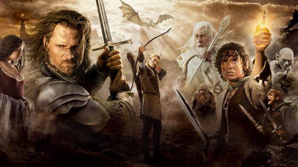 Кинотрилогия«Властелин колец»(«The Lord of the Rings»)