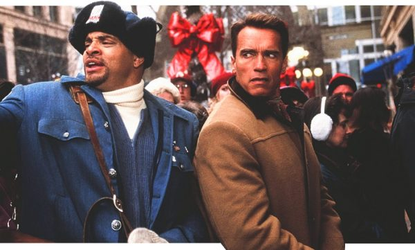 «Подарок на Рождество» («Jingle All the Way», 1996)