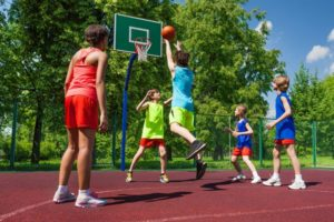 Правила игры баскетбола краткое содержание