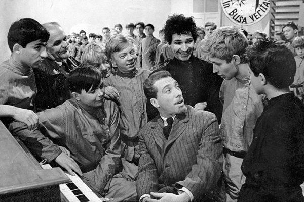 «Республика ШКИД»(1966)