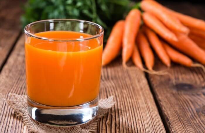 Морковь повышает выработку молока