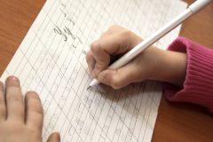 Каллиграфия для детей 6-11 лет: упражнения