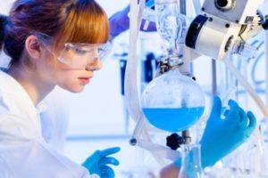 профессии связанные с химией