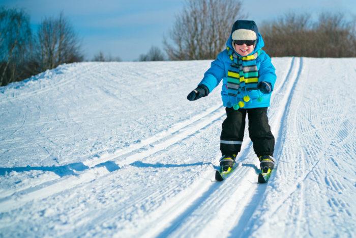Следующий этап. Техника катания и виды лыж
