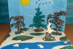 поделки на весеннюю тему в детский сад