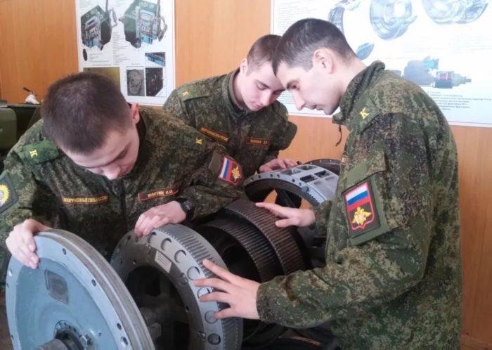 Омский автобронетанковый инженерный институт имени Кошевого