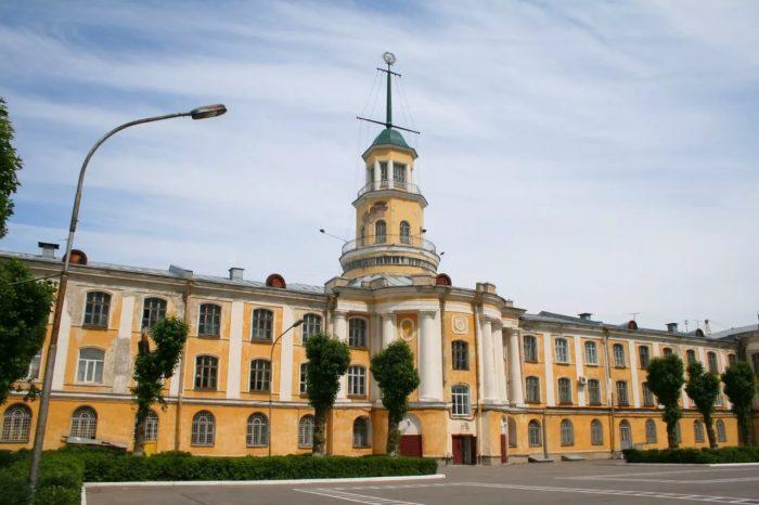 Военно-морской институт радиоэлектроники имени Попова