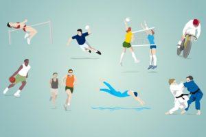профессии связанные со спортом