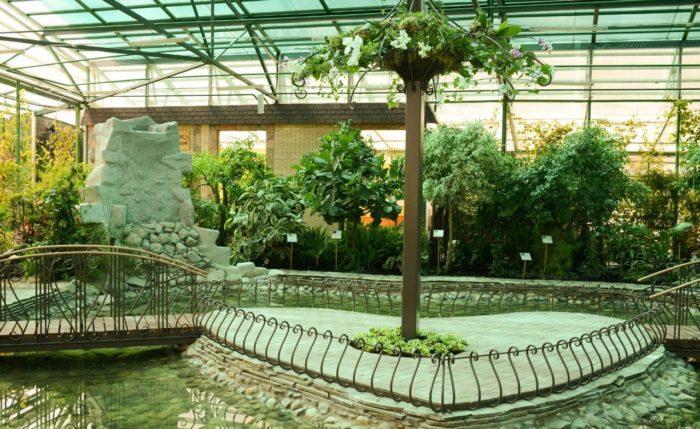 Ботанический сад «Botanika»