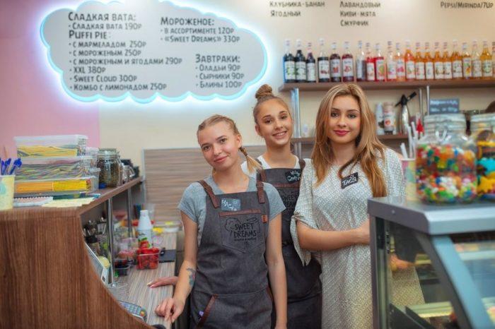 Кофейня SweetDreams