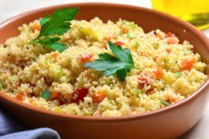 каша кус кус: рецепт приготовления