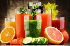 Свежевыжатые соки: польза и вред, как принимать