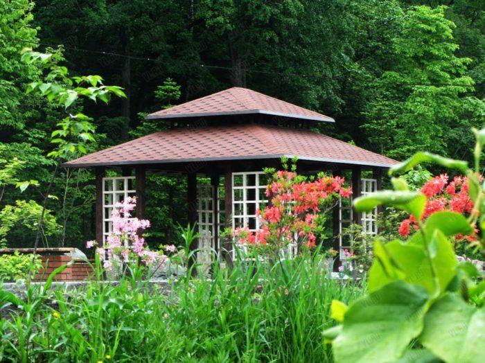 Ботанический сад - Владивосток