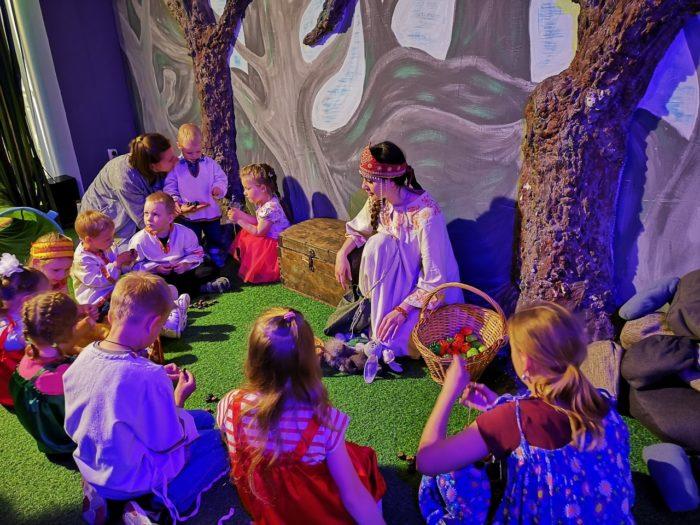 Интерактивный музей сказок «Забава»