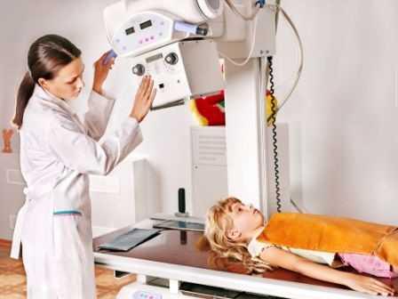 Как делать детям рентген
