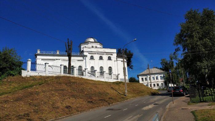 Костромской областной планетарий