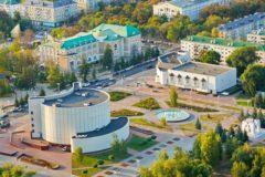 Куда сходить с детьми в Белгороде