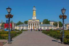 Куда сходить с детьми в Костроме