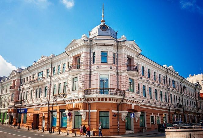 Приморский государственный музей имени Арсеньева
