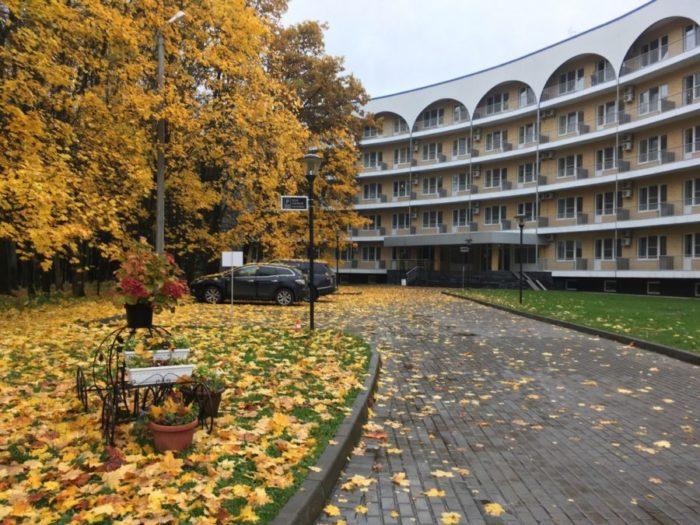 Парк-отель «Воздвиженский»