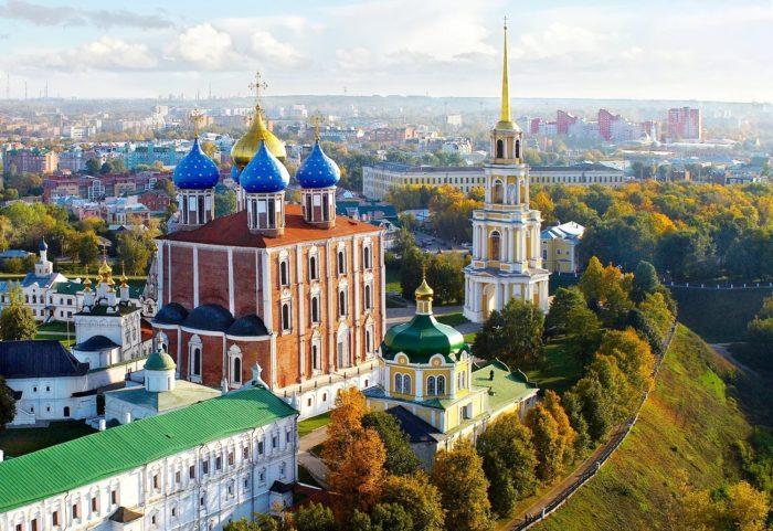 Рязанский кремль и его музеи