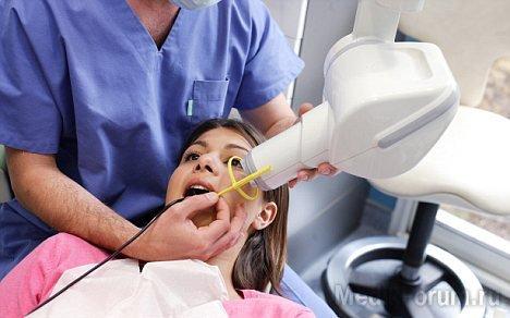 Зачем делать детям рентген