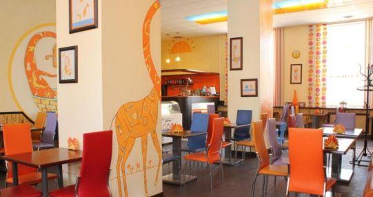 Кафе «Два жирафа»