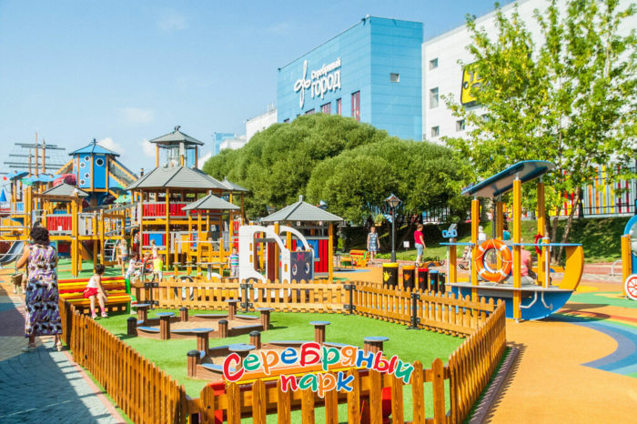 Парк «Серебряный город»