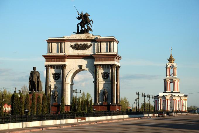 Мемориальный комплекс «Триумфальная арка»