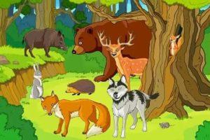 Викторина о животных с ответами для начальной школы