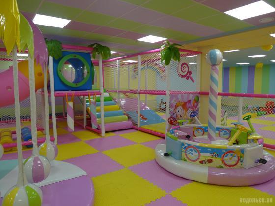 Детское игровое пространство «Дети при деле»
