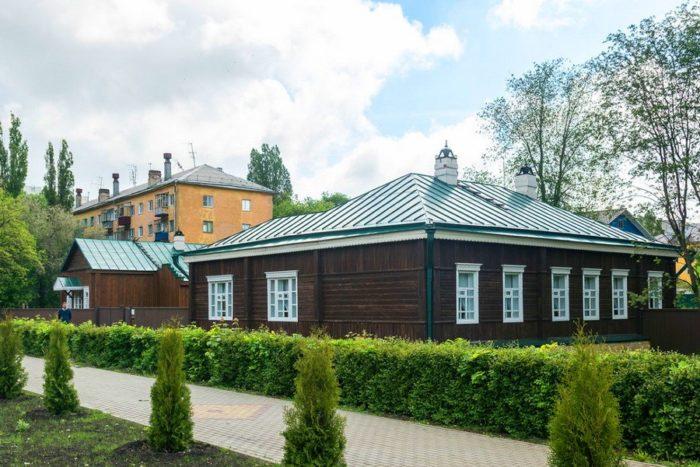 Дом-музей им. Г. В. Плеханова