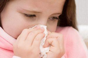 ребенок часто приносит простуду из школы