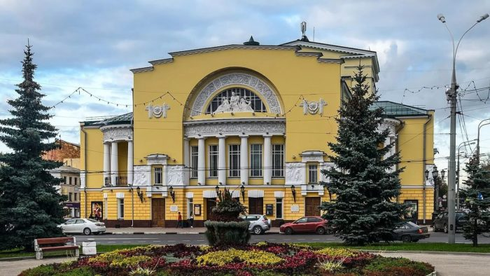 Театр драмы имени Фёдора Волкова