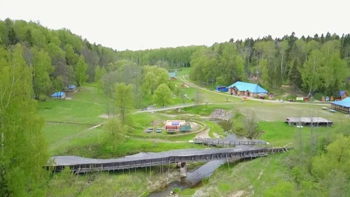 Загородный парк «Забава»