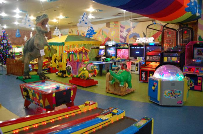 Детский центр «Динопланета»