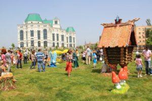 Куда сходить с детьми в Астрахани