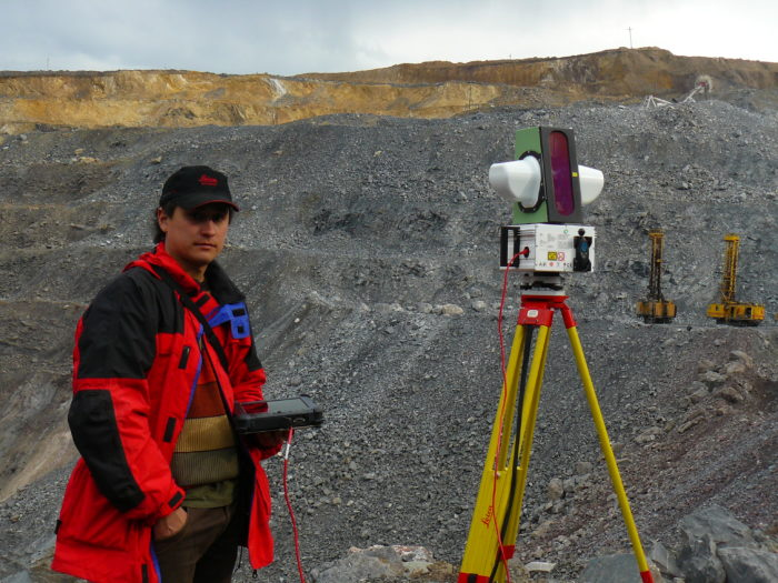 Геодезист, геолог