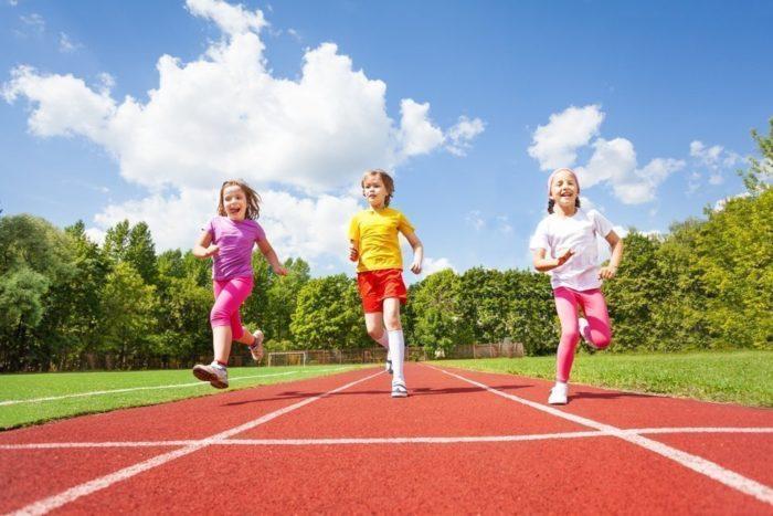 Виды и техника бега для детей (2)
