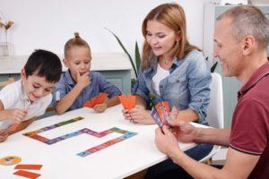 Домино: правила игры для детей