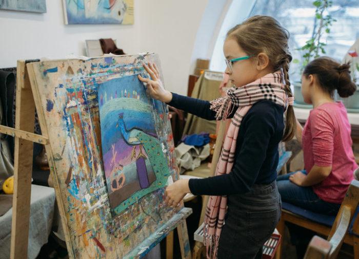 Детская художественная студия «Пикассо»