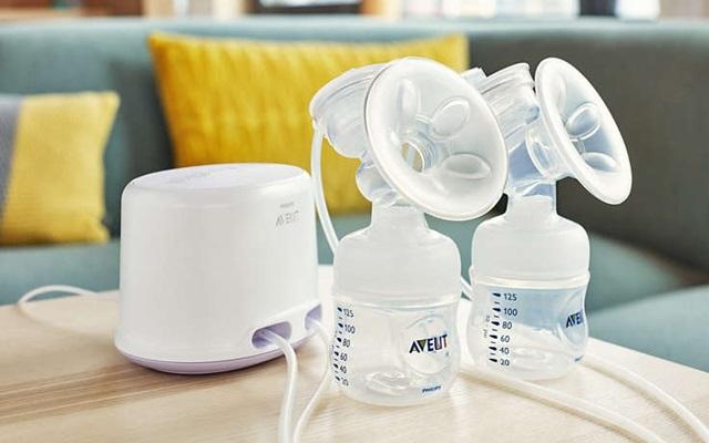 Philips Avent представила двойной электронный молокоотсос